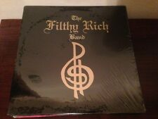 """FILTHY RICH - DRESSED TO KILL 12"""" MAXI USA HEAVY METAL PRIVATE"""
