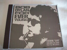 BOB DYLAN FOREVER YOUNG CD ULTRA RARE PROMO ONLY 18 TRACKS 1988 NEW