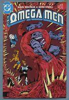 Omega Men #24 1985 DC Comics v