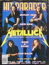 Hit Parader (12/91) Queensryche, Joan Jett & Blackhearts, Danger Danger Badlands