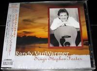 Randy VanWarmer - Sings Stephen Foster / JAPAN CD NEW