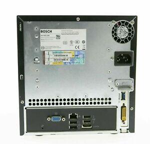 Bosch DIVAR IP 3000 DIP-3042-2HD Network Windows NAS Server Security Server