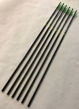 Carbon Express Arrows Le Femme Dangereuse Pre Cut 28 Inch Fletched W// Inserts