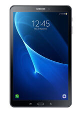 Samsung Galaxy Tab a Sm-t580nzkebtu 32gb Black Tablet 4g Vodafone