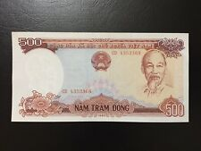 New listing Vietnam 500 Dong 1985 Pick 99a Unc