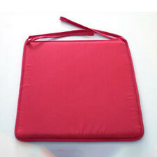 Removable Dining Room Seat Pad Tie On Chair Cushion Home Garden Outdoor Patio