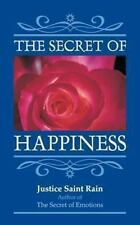 Secret of Happiness - Gift Edition: By Saint Rain, Justice