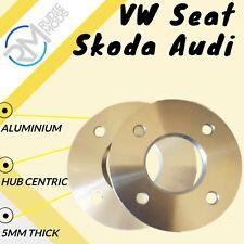 5x100 57.1 20mm in lega Hubcentric Wheel Distanziatori Audi S3 1999-2003 1 Paio