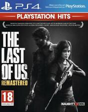 The Last of Us Remastered Hits  PS4 PLAYSTATION 4