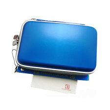 Nintendo Tasche Schutzhülle Hard-Case blau für New Nintendo 3DS, 2DS XL, DSi XL