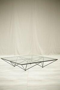 'Alanda' low coffee table by Paolo Piva for B&B Italia