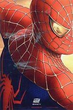 Spiderman 2 Original Filmposter