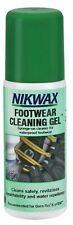 Nikwax Footwear Cleaning Gel for Waterproof Outdoor & Sports Footwear 125ml