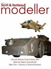Sci-Fi & Fantasy Modeller 3 - Battlestar Galactica aliens mike trim
