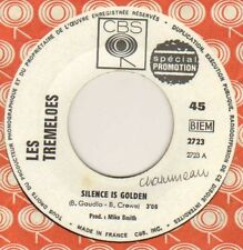 """LES TREMELOES """"SILENCE IS GOLDEN"""" 60'S SP CBS 2723 PROMO"""