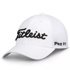 Titleist Tour Mesh Staff Fitted Cap