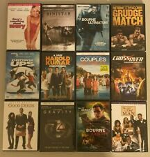 DVD Movies Lot ~ Pick & Choose your Movie ~ BRAND NEW UNOPENED SEALED DVD