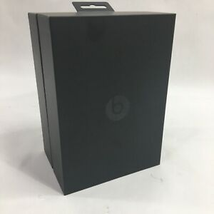 Beats Solo Wireless Retail BOX ONLY - Silver Model A1796 -