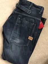 G-Star Regular Mid Classic Fit, Straight Jeans for Men