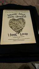 Bronski Beat I Feel Love Rare Original U.K. Promo Poster Ad Framed!