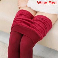 Fashion Leggings Ladies Casual Warm Underwear Velvet Knitted Thick Slim*Leggings