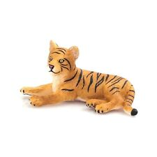 MOJO Tiger Cub Lying Down Animal Figure 387009 NEW Educational Learning Toys