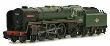 Green N Scale Model Trains