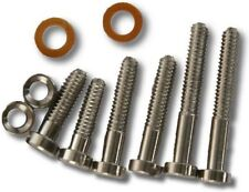 Turntable Cartridge Headshell Mounting Replacement Bolts Nuts Screws Universal