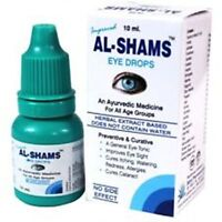 AL SHAMS Eye Drops  Herbal Ayurvedic Improves Eyesight General Eye Tonic