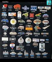 Ford Pins Abzeichen Anstecker AUSSUCHEN