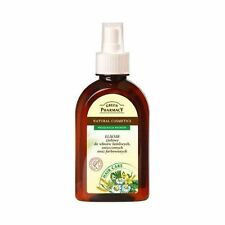 Green Pharmacy Herbal Elixir for Damaged, Brittle & Dyed Hair 250ml