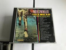 STAR INC Inter Synthellite 28SYNTESIZER HITS1988 CD KWERK STARINK ET JARRE [T10]