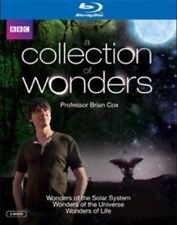 A Collection of Wonders Box Set [Blu-ray] New UNSEALED MINOR BOX WEAR