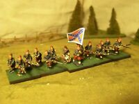 Confederate Zouaves (A), ACW, 15mm