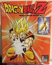 Rare Anime Sideshow Figure Dragon Ball Z Goku Statue R&M 555 New In Box Toy