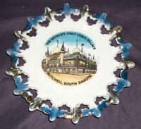 "Mitchell South Dakota The World's Only Corn Palace Souvenir Collector Plate- 7""D"