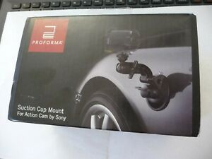 Proforma Suction Cup Mount For Sony Action  PF-VCT-SC1