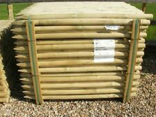Square Wooden Fence Posts For Sale Ebay