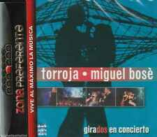 CD / DVD - Ana Torroja & Miguel Bose 2CD's 1 DVD Concierto FAST SHIPPING !