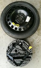 "VAUXHALL MERIVA B 16"" SPACE SAVER 2010-2017 SPARE WHEEL & TYRE JACK KIT GENIUINE"