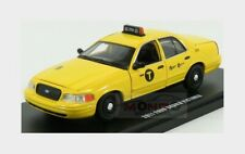 Ford Usa Crown Victoria Nyc Taxi 2011 Yellow GREENLIGHT 1:43 GREEN86164