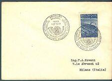 BELGIO/BELGIUM - 1949 - Annullo speciale comm. del 100° del francobollo belga