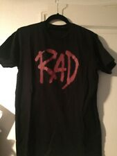 Radical Mens RAD T Shirt by Con-crete Made In The USA size Small EUC
