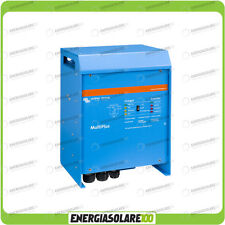 Inverter Caricabatteria 3KVA 12V 2.4kW Victron Energy MultiPlus  onda pura 16A