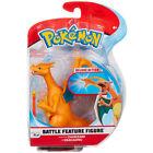 Pokemon Battle Feature Figure Glurak Wave 3 Actionfigur Charizard