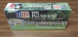 NEW 1991 Pro Set PGA Tour Factory Sealed COMPLETE BOX SET, John Daly ROOKIE RC ?