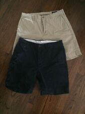 Men's POLO RALPH LAUREN Shorts 33 Straight Fit & Classic Two Pairs