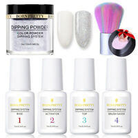 7Pcs/Set BORN PRETTY Dip System Liquid Dipping Powder Nail Art Pro Starter Kits