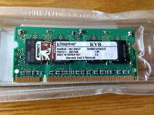 512mb Laptop RAM SODIMM KINGSTON KVR667D2S5-512 DDR2 PC2-5300S 667MHz CL5