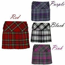 Unbranded Checked Polyester Skirts for Women
